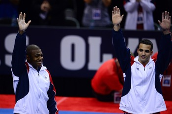 Orozco and Leyva could bring home two medals in the all-around