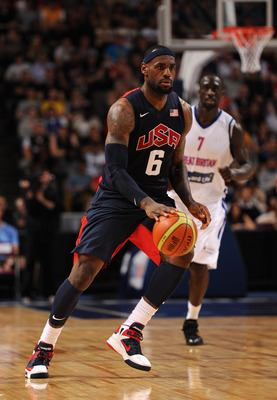 LeBron James will play a huge factor in the game against Spain