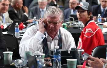 General manager Brian Burke should consider trading for these players.