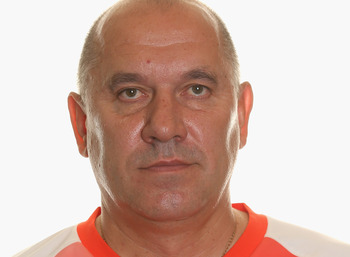 Belarus manager Georgy Kondratyev.