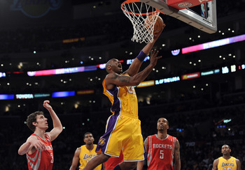 Kobe Bryant is the all-time leading scorer for the Los Angeles Lakers franchise