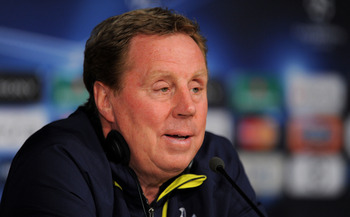 No Tottenham manager in many years got as many in the media on his side as Harry Redknapp did.