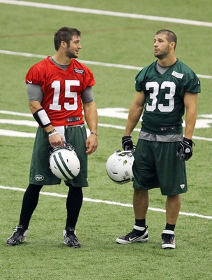 Eric Smith can reconcile with Tim Tebow, but he can never reconcile with the terrible angle he took trying to tackle Tebow when the two squared off.