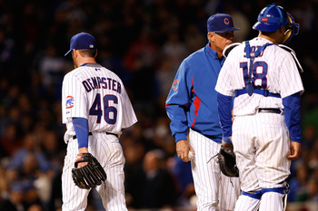 Dempster is likely to walk after the season is over