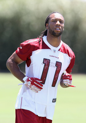 Larry Fitzgerald is still one of the league's best.
