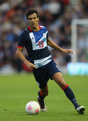 Jack Cork will play for Team GB at the upcoming Olympics.