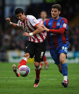 Jose Fonte lead the Saints back four with 43 appearances last season.