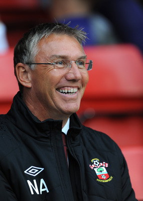 Nigel Adkins has guided Southampton to back-to-back promotions since taking over in 2010.