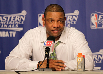 Why wasn't Doc Rivers Begged To Stay?