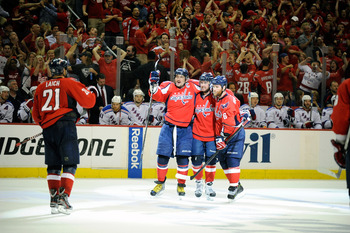 What sort of team will the Caps be in 2012-2013?
