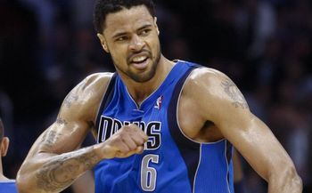 TYSON CHANDLER BRINGS INTENSITY TO THE COURT AND THE LOCKER ROOM