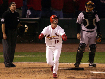Edmonds' 12th inning home run to sends the 2004 NLCS to a game seven