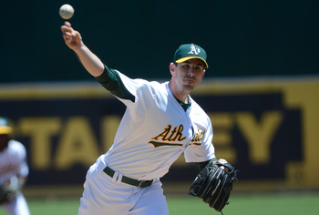 Don't forget, the A's have been winning without their ace in Brandon McCarthy.