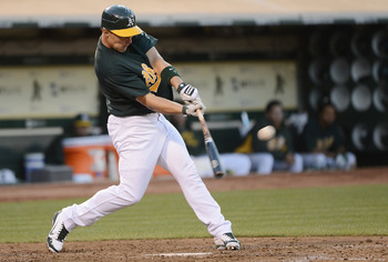 His struggles at the plate are well known, but he provides the A's with defense and leadership at the hot corner.