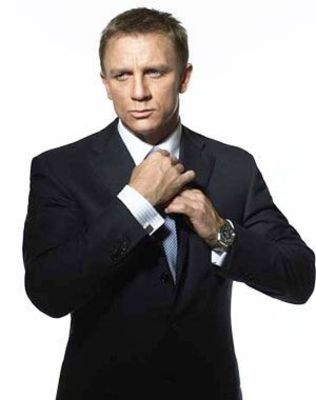 Daniel Craig (James Bond)