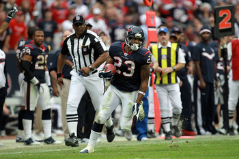 Arian Foster is the complete package.