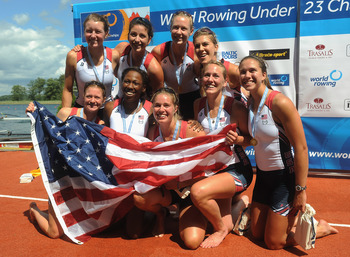 USA Women's Eight Team