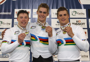 Australia Men's Sprint Team