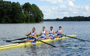 Great Britain Men's Four Team