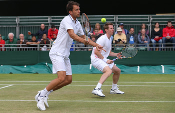 Bob Bryan and Mike Bryan