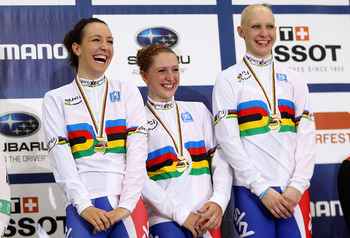 Great Britain Pursuit Team