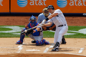 Mark Teixeira is swinging into his typical late-season form and makes the ideal trade target for Stephen Strasburg owners in head-to-head keeper leagues.