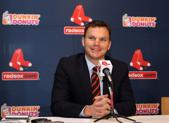 Sox GM Ben Cherington