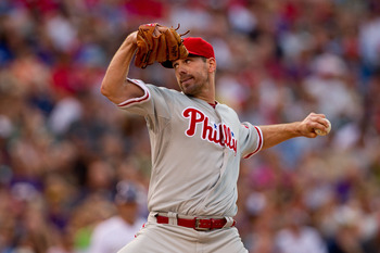 Could Cliff Lee be on the move again?