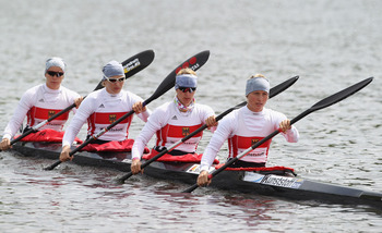 Germany Women's Four Team