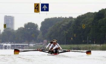 Germany Men's Four Team