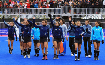 Argentina Field Hockey Team