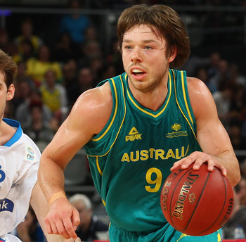 When Matthew Dellavedova is not playing Olympic basketball, he plays for Saint Mary's in the NCAA.