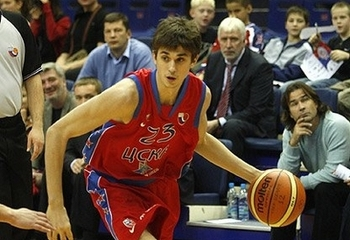Alexsey Shved, Photo Courtesy of draftexpress.com