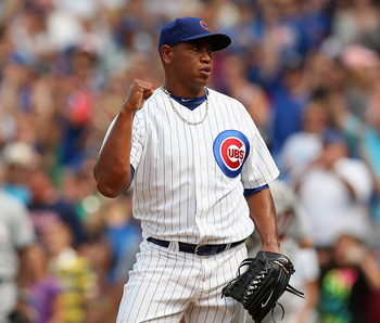 Carlos Marmol has devastating stuff and would be valuable to the Red Sox.