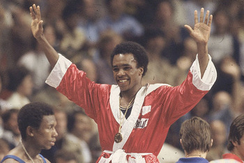"""Sugar"" Ray Leonard (Image courtesy of cnnsi.com)."