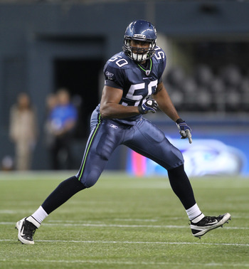 K.J. Wright hopes to improve on a stellar rookie year.