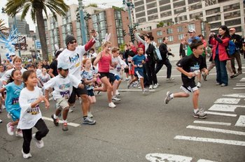 Photo Credit: The SF Marathon Facebook Page