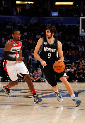 Ricky Rubio comes to Boston for the first time.
