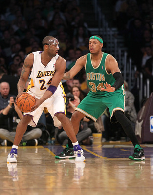 Two Celtics-Lakers matchups in February.