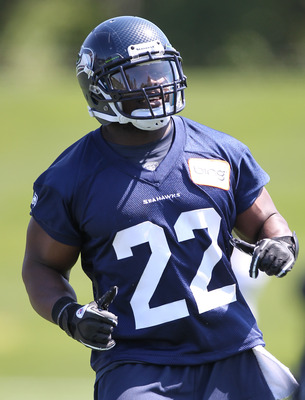 Can rookie Robert Turbin win the No. 2 running back job?