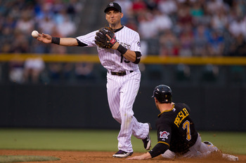 Could the A's be playing a game of Marco Scutaro?