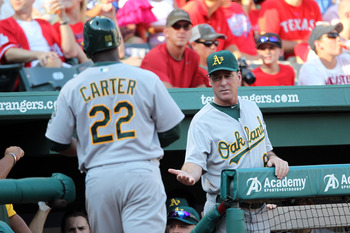 Bob Melvin continues to push the right buttons