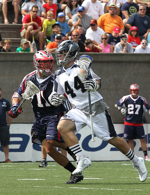 The fast paced action of lacrosse would be tailor made for the Olympics.