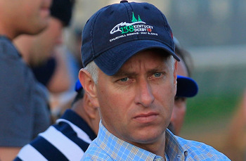 Todd Pletcher sends out a pair of horses in the Teddy Drone.