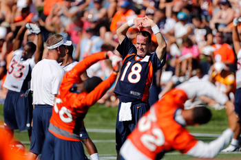 It won't be a stretch to see Peyton Manning and the Broncos in Super Bowl XLVII