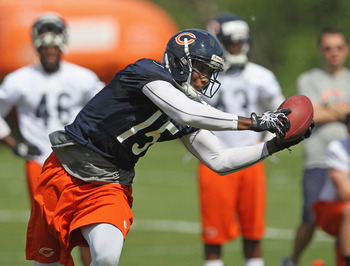 Brandon Marshall will be catching passes from Jay Cutler once again