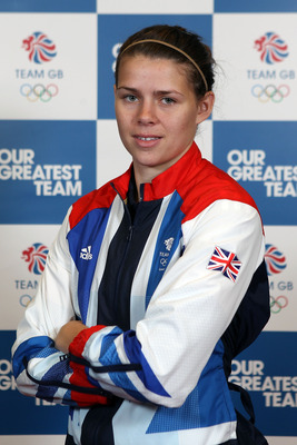 Great Britain's Savannah Marshall