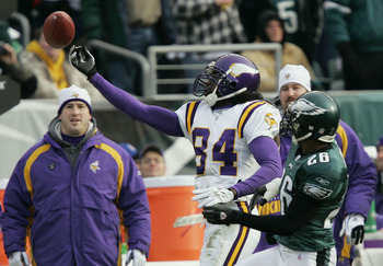 Randy Moss has scored some very impressive Touchdowns over the years