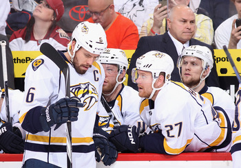 Keeping Shea Weber happy may force the Nashville Predators to make a trade or two.
