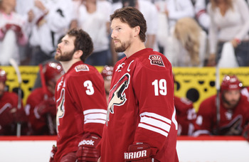 The Phoenix Coyotes need Shane Doan back in more ways than one.